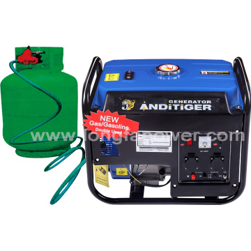 2kw Natural Gas Generator with CE Soncap