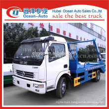 Dongfeng hydraulic arm roll garbage truck