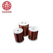 Fil de cuivre émaillé avec un film de polyester / polyimide ISO AWG19