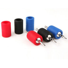 Hot Sale Tattoo Grip Tattoo Tube with Colorful Silicone Rubber Covers