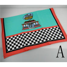 (BC-KT1032) Good Quality Fashionable Design Tea Towel/Kitchen Towel