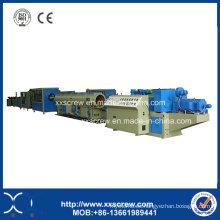 Línea de fabricación de maquinaria para tuberías de PVC Plast