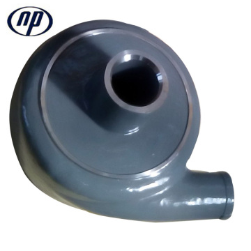 Chrome Slurry Mud Pump Volute Liner
