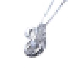 Women′s 925 Sterling Silver Cute Swan- Shaped Pendant Necklace