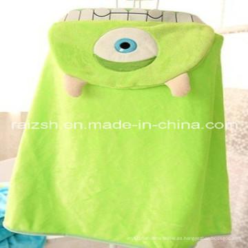 Manta de aireación creativa manto Lazy Mantas Manta de aire acondicionado