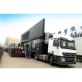 P10 LED Screen Advertising Stage Vehicle