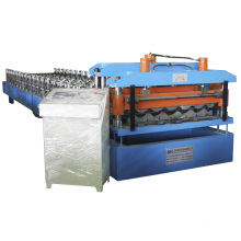 Double Layers Roll Forming Machine with  high quality profile