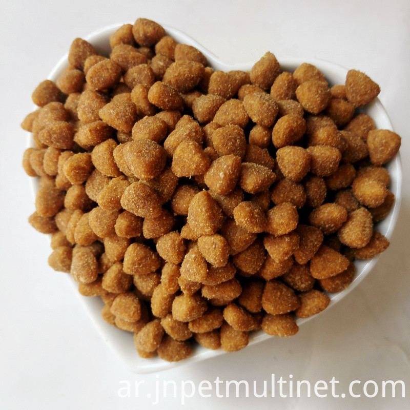 High Quality Natural Cat Food Dry Dry
