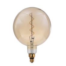 Ampoule de forme intelligente à lumière chaude