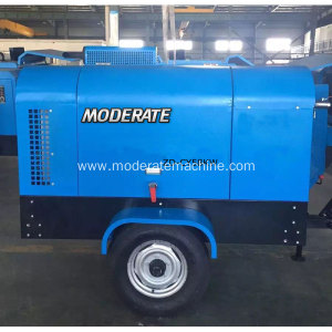 58kw 8bar Direct Driven Screw Air Compressor