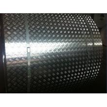Aluminum Checker Plate for Tool Box (A1050 1060 1100 3003 3105 5052)