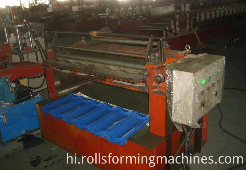 Lace Shearing Machine