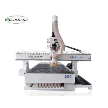 Professionelle China 4. Achse ATC CNC-Fräser 1530 zu verkaufen