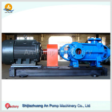 Multistage High Pressure Centrifugal Horizontal Fire Booster Water Pump