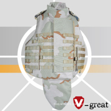Interceptor Bulletproof Jacket Front Open