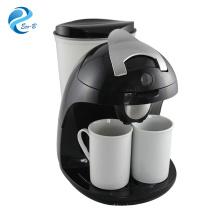 Neueste hochwertige 1,2-Liter-Familiengerät 2.5Bar Steam Pod Kaffeemaschine
