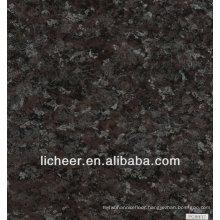 Embossed surface waterproof laminate vinyl floor