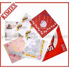 Customized Promotion Square Cotton Bandana