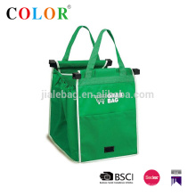 Shopping Cart Go green Bag Grab Bag
