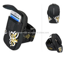 Adjustable Running Sport Armband Pouch Bag for iPhone/ Samsung