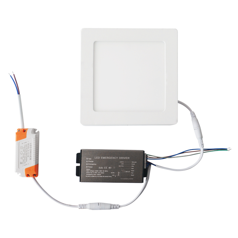 Emergency Driver For Led Light