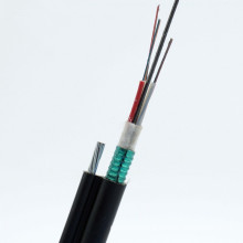 Fig 8 Aerial Fiber Optic Cable