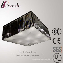 Chinese Supplier Living Room Rectangular Crystal Ceiling Lamp