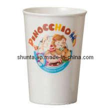 100% Melamin Geschirr-Kinder Pinocchio Cup (pH628)