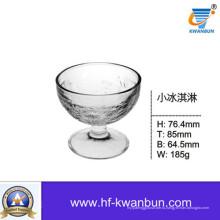 Дизайн стеклянная миска посуды высокого качества Kb-Hn0140