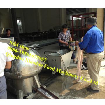 Автоматическая машина для мойки / чистки говядины, крупного рогатого скота и овечьих рубцов