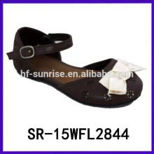 2015 sandalias vendedoras calientes dulces de la jalea calzan el zapato de la sandalia de la sandalia del verano de la muchacha