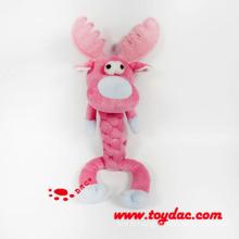 Plush Christmas Deer Toy Pet