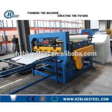 Machine en ligne de coupe en panne métallique en acier, bobine en acier et feuille Mini ligne de coupe