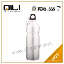 Mode aus Edelstahl Sportflasche aus aluminium