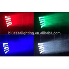 2015 new high brightness moving head beam rgbw 5x5 led matrix