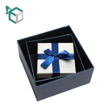 Конструкция Коробки Разнице В Цвета Для Бумажной Коробки Подарка С Тесемкой