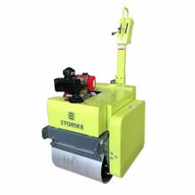 Rolo compactador de vibração de pequena capacidade