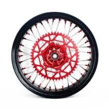 Motorcycle Spoke Wheels Supplier Custom Dirt Bike Wheel Rims
