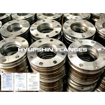 JIS B2220 10K Slip On Plat SS400 FLANGES