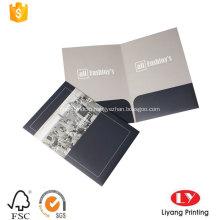 Hot Sale Printed Pocket File Folder