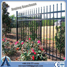 Wholesale & low price black powder low price fence
