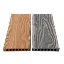 PWC madera plástico exterior Qingdao decking madera
