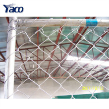 Beautiful front door designs steel chain link fence , wholesale chain link fence
