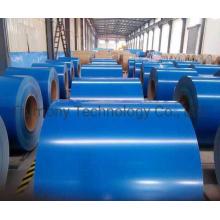 PE PVDF Nano Color Coating Anodized Mill Finish Packing Foils Aluminum Coil