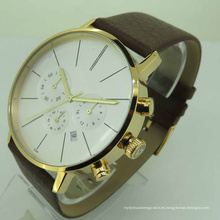 De Buena Calidad Brand Winner Skeleton para hombres reloj de acero inoxidable
