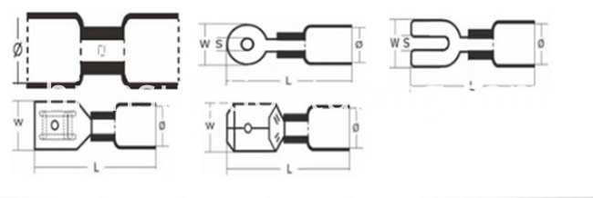 Heat Shrink Wire Connector Kit