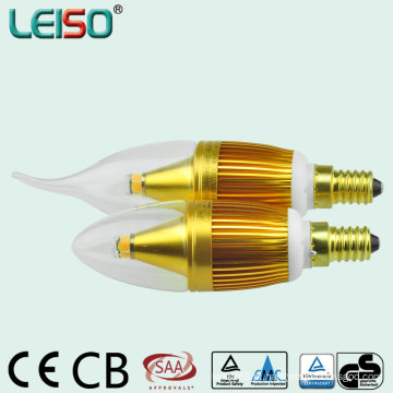 C35 LED Candle Light Ideal para usar o Hote Project
