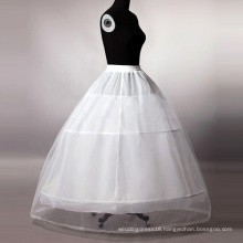 Grace Karin A-Line Bridal Gown Puffy Petticoat White Bridal Wedding Petticoats Underskirt Crinoline CL2530
