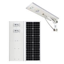 COB 100w Светодиодный уличный фонарь на солнечной энергии