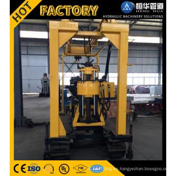 Deep Core Drilling Rig Machine para proyecto de construcción
